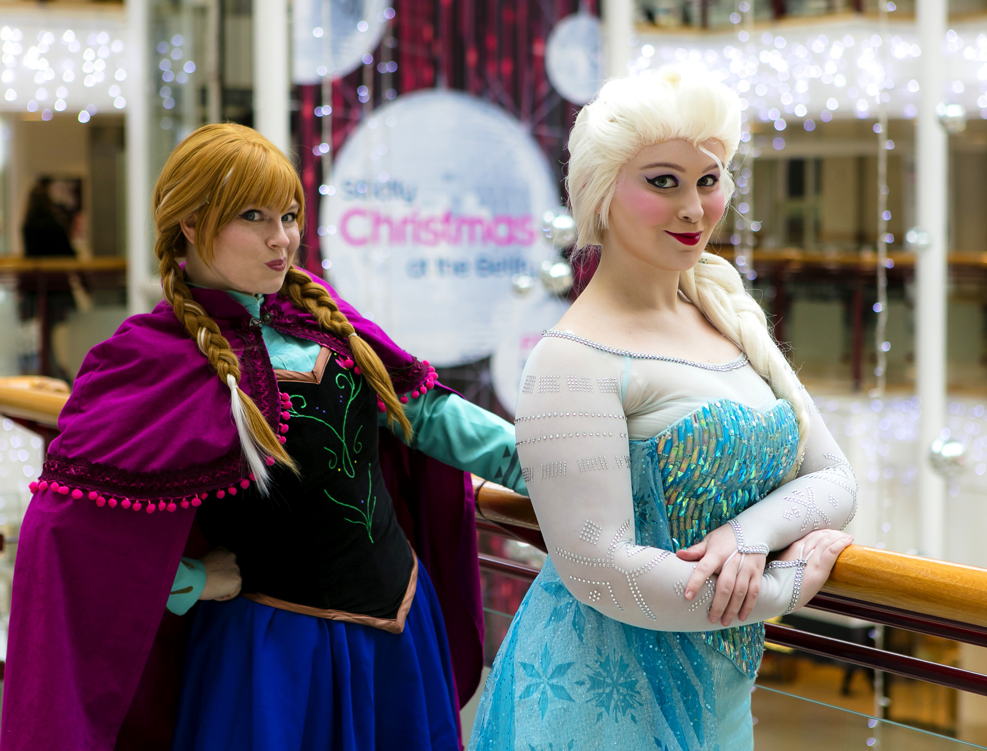 autism, aspergers, autism all stars, belfry, redhill, events, surrey, princesses, cosplay, characters