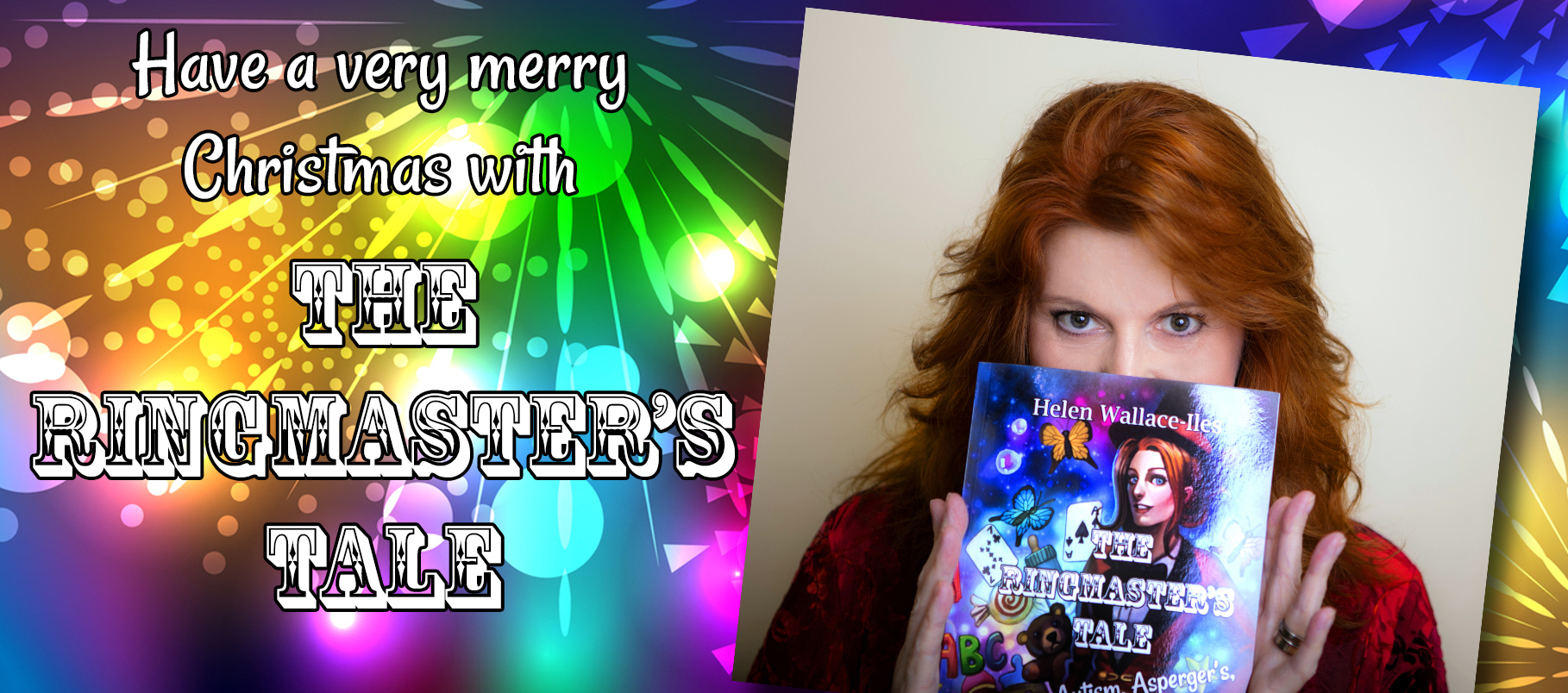 Autism All Stars, Ringmasters Tale, Aspergers, autism, disability, diversity, parenting, special needs, autism awareness, autism acceptance, autism parents, Merry Christmas
