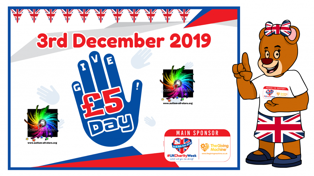 Aspergers, autism, Autism All Stars, autism awareness, UK Charity Week, fundraising, charity, neurodiversity, Surrey, Sussex, UK Charity Week, autism acceptance, actually autistic, donate, fundraiser, teamwork, support autism, Instagram, Social Media,