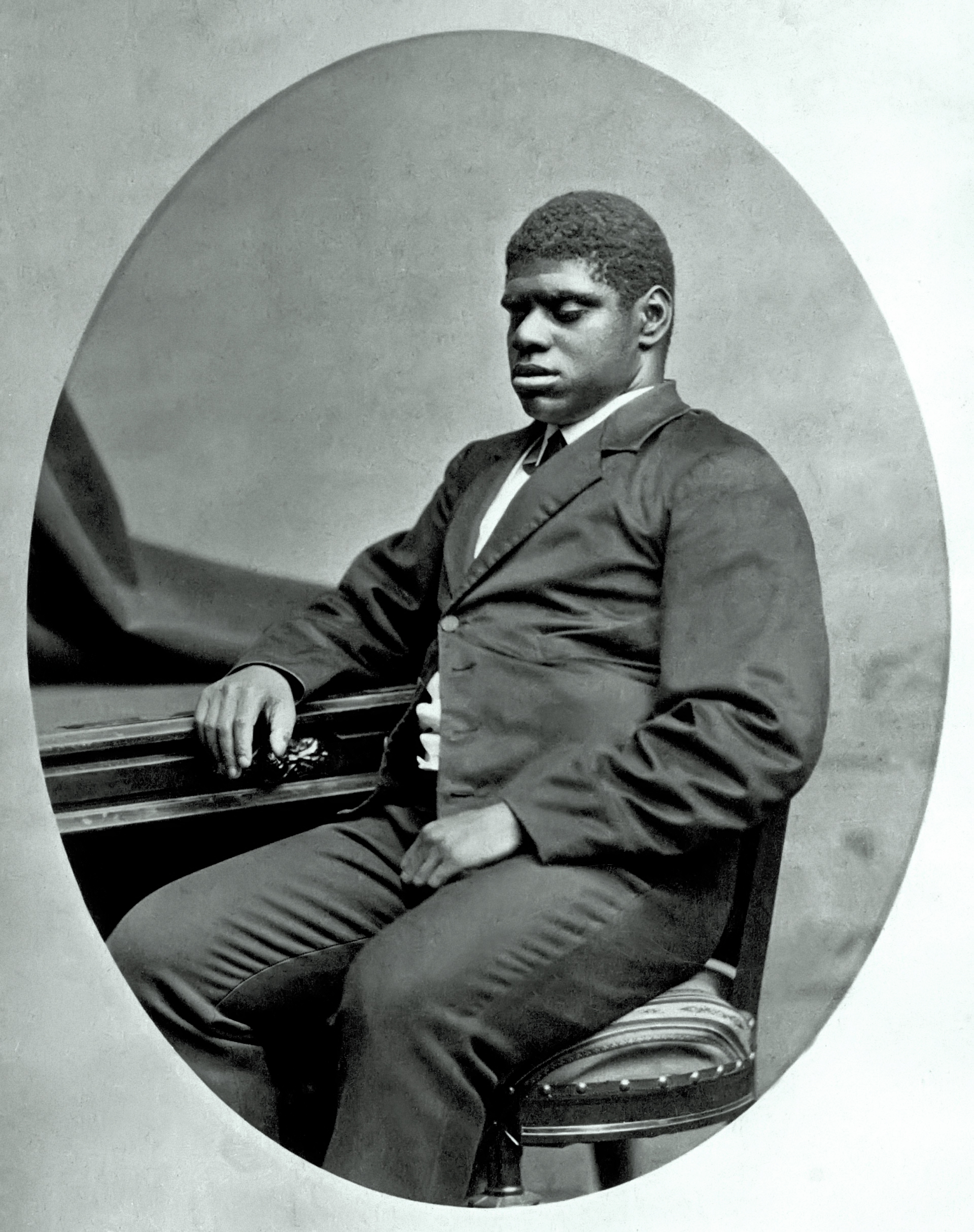 Thomas 'Blind Tom' Wiggins