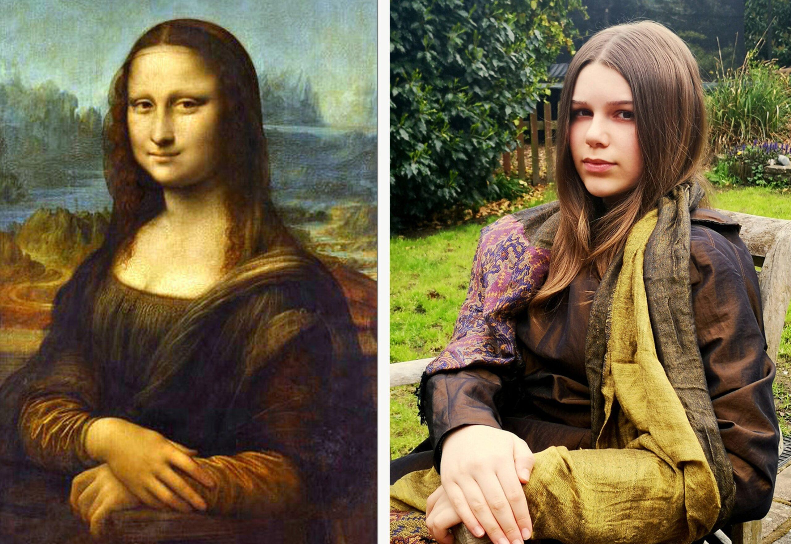 Mona Lisa / Isa Bella