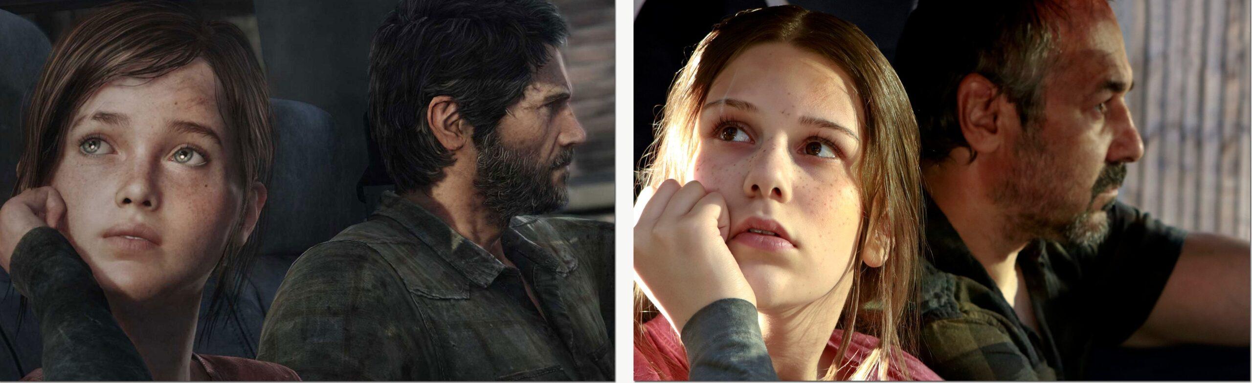 Ellie & Joel - The Last of Us / Izzy & Nigel - The Last of Us