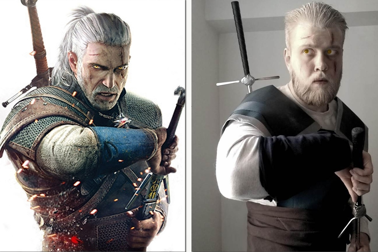Geralt of Rivia / Chris of Redhill